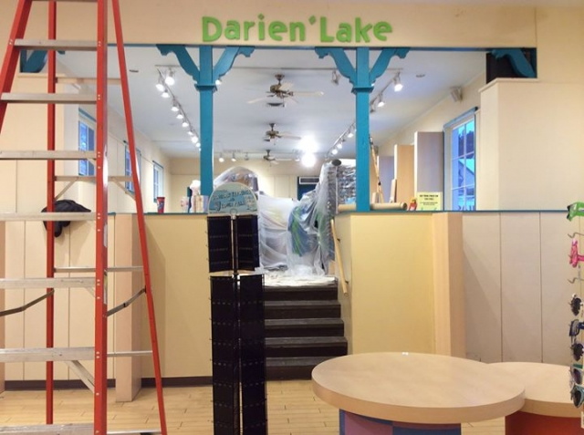 Darien Lake Interior